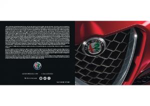 2018 Alfa Romeo Full Line