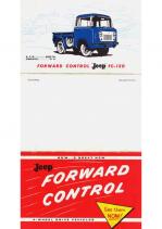1957 Jeep Jeep FC