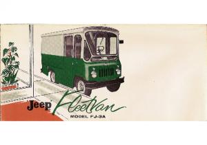 1961 Jeep Fleetvan