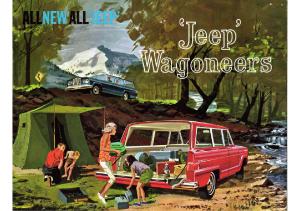 1962 Jeep Wagoneer