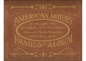 1969 AMC Family Album