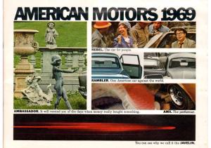 1969 AMC Full Line