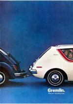 1970 AMC Gremlin VS VW Bug