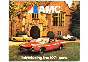 1974 AMC Full Line