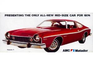 1974 AMC Matador Intro