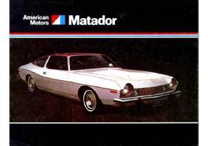 1974 AMC Matador V2