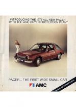 1975 AMC Pacer Auto Show Edition