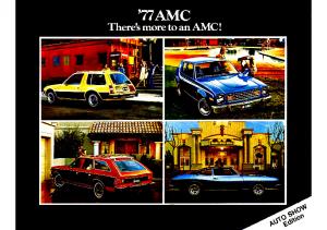 1977 AMC Full Line Auto Show Edition