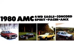 1980 AMC Full Line
