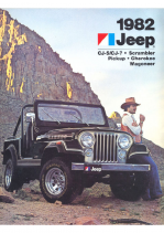 1982 Jeep CJ5-CJ7