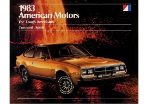 1983 AMC Concord-Spirit