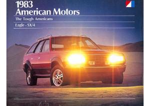 1983 AMC Full Line