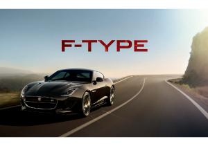 2016 Jaguar F-Type V1