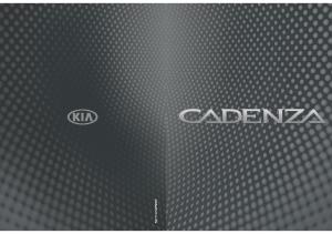 2018 Kia Cadenza