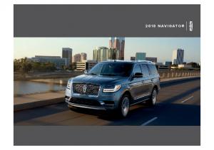 2018 Lincoln Navigatior