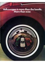 1972 VW Full Line