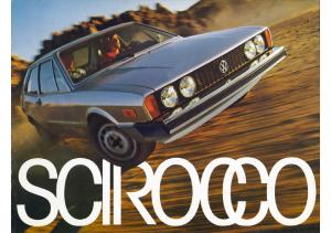 1976 VW Scirocco