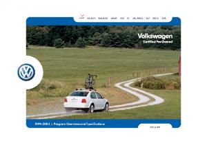2005 VW CPO