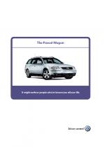 2005 VW Passat Wagon