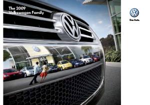 2009 VW Family