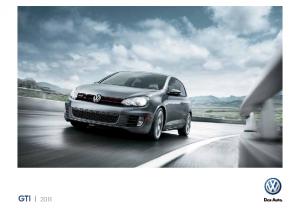 2011 VW GTI
