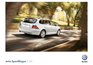 2011 VW Jetta SportWagen