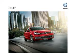 2012 VW GTI