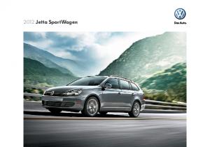 2012 VW Jetta SportWagen