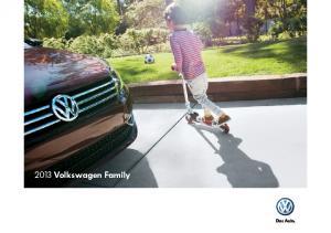 2013 VW Family