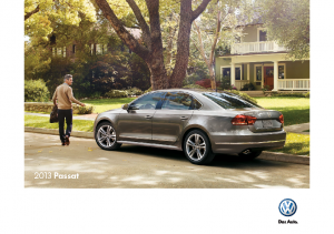 2013 VW Passat