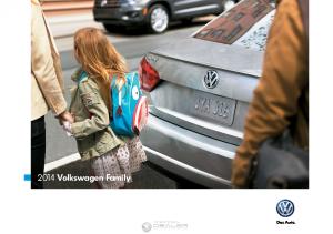 2014 VW Family