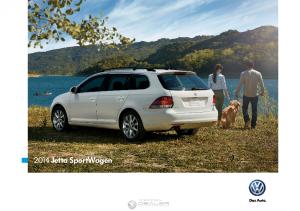 2014 VW Jetta SportWagen