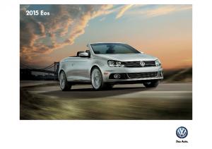 2015 VW Eos