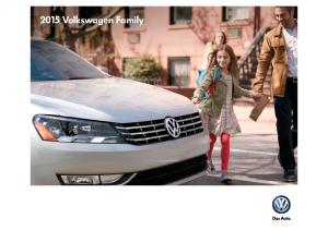 2015 VW Family