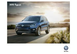 2015 VW Tiguan