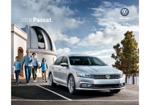 2018 VW Passat