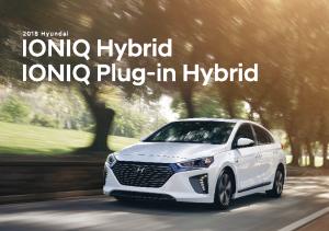 2018 Hyundai Ioniq Hybrid-Plugin