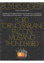 1969 Ford Buyers Digest