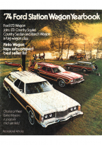 1974 Ford Wagons