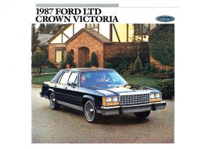 1987 Ford LTD Crown Victoria