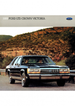 1989 Ford LTD Crown Victoria