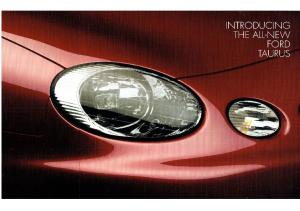 1996 Ford Taurus Intro