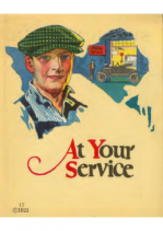1922 Ford At Your Service