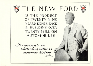 1932 The New Ford