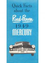 1949 Mercury Quick Facts