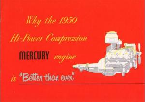 1950 Mercury Engine