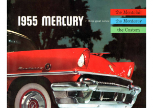 1955 Mercury Prestige