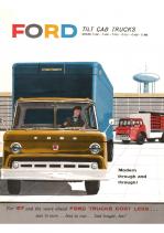 1957 Ford Tilt Cab Trucks