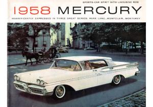 1958 Mercury Prestige