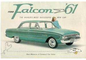 1961 Ford Falcon Prestige